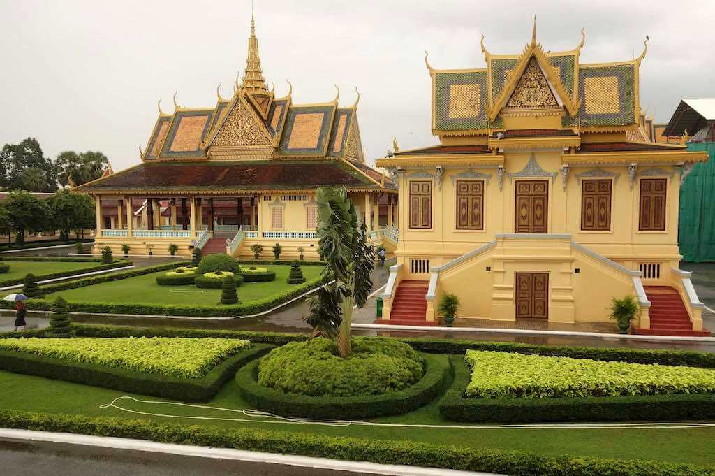 Royal Palace-Phnom Penh, Cambodia - by Benjamin Jakabek - BRJ INC.:Flickr