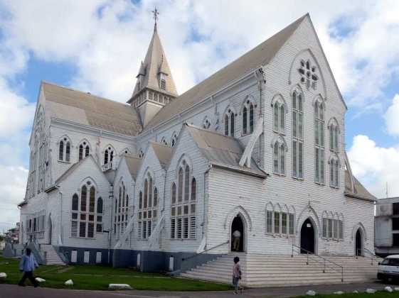 St George's Anglican Cathedral, Guyana - by avid Stanley - D-Stanley:Flickr