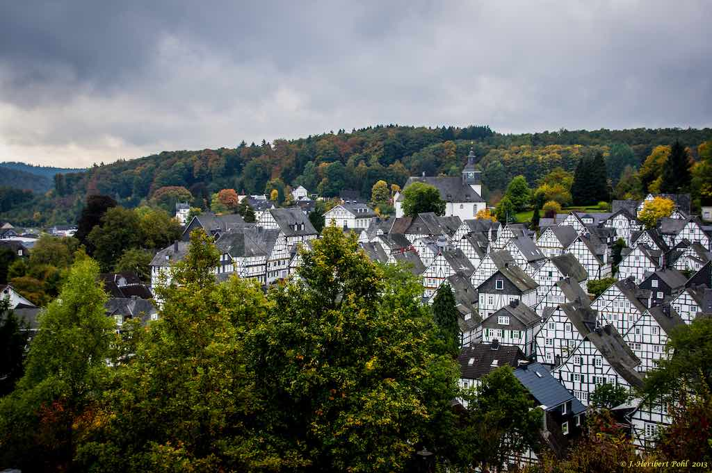 Freudenberg, Germany - by Polybert49:Flickr