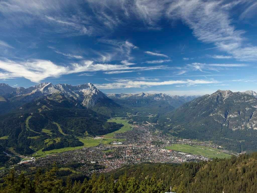 Garmische Partenkirchen