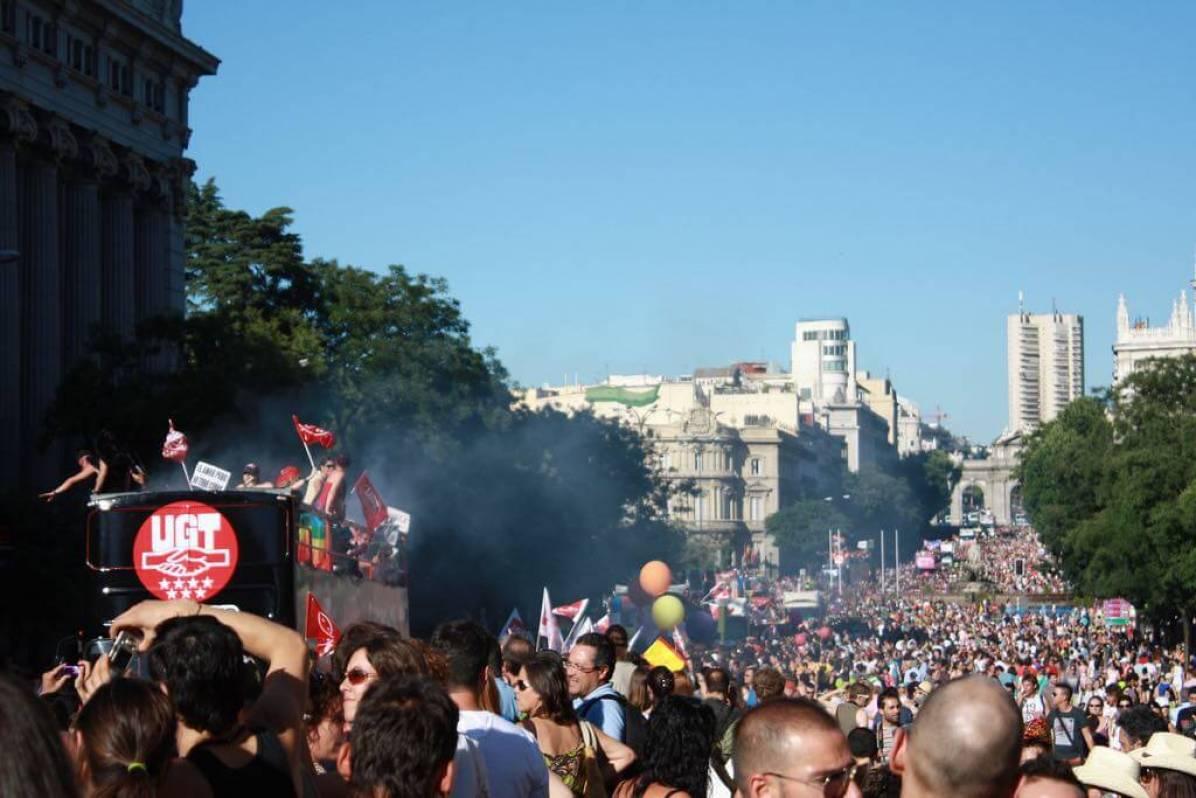 Madrid gay city - by David Follow Heart Industry:Flickr
