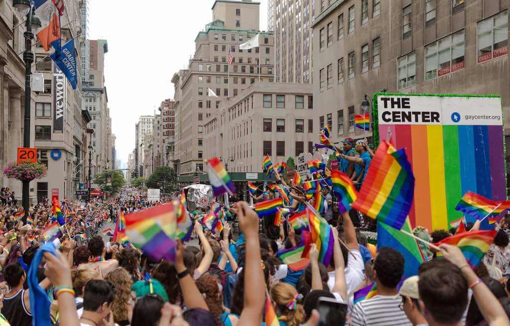 New York City gay city - by Atomische * Tom Giebel :Flickr