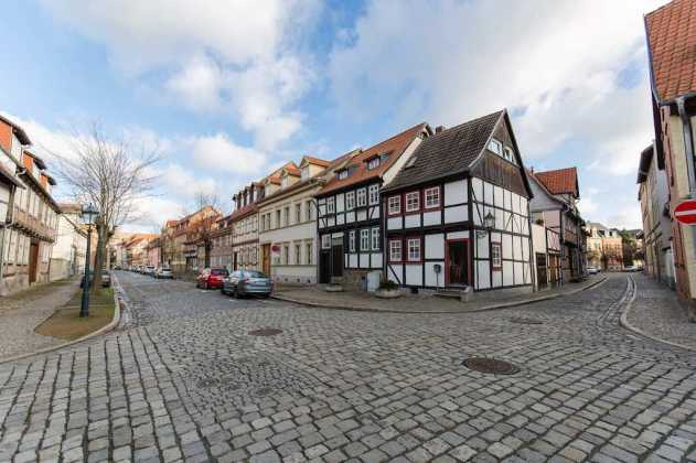 Quedlinburg, Germany - by Andreas Issleib :Flickr
