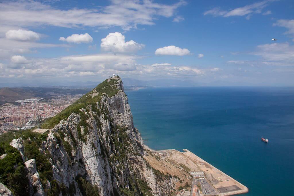 Rock of Gibraltar - by Chris Goldberg - ChrisGoldNY:Flickr