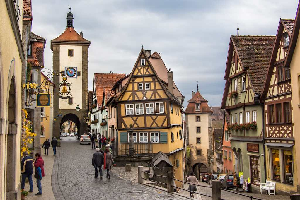 Rothenburg , Germany - by Luftphilia - Game of EPL5 & LUMIX G20:F1.7 :Flickr