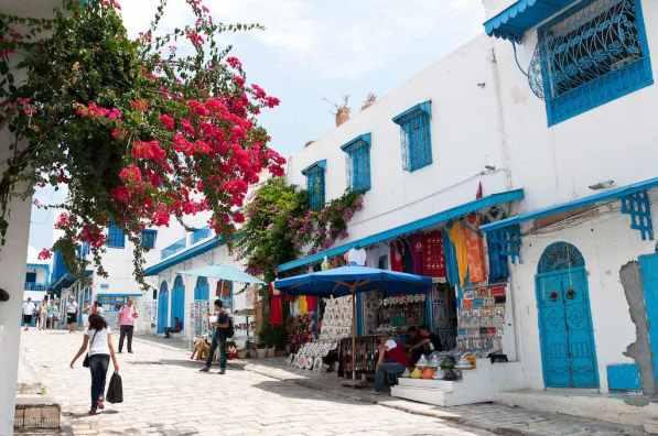 Sidi Bou Said, Tunisia - by El Primer Paso Blog - elprimerpaso :Flickr