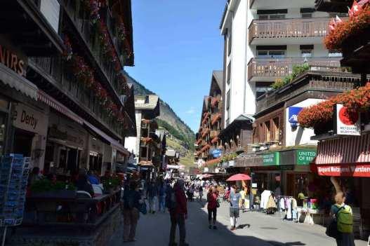 Bahnhofstrasse, Zermatt - by Malcolm K. - railsnroots:flICKR