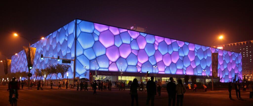 Beijing National Aquatics Center - by Tommy Wong - tom@hk:Flickr