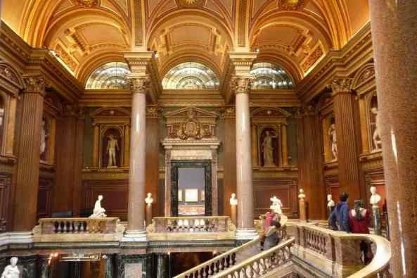 Fitzwilliam Museum -by John Lord/Flickr.com