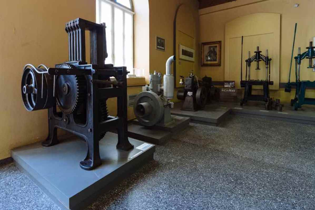 Industrial Museum, Hermoupolis, Syros - by the Municipality of Syros-Hermoupolis