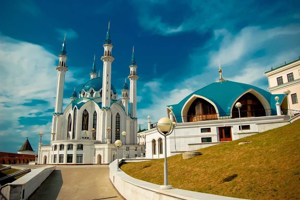 Mecca Saudi Arabia Or Makkah Holy City Of Islam