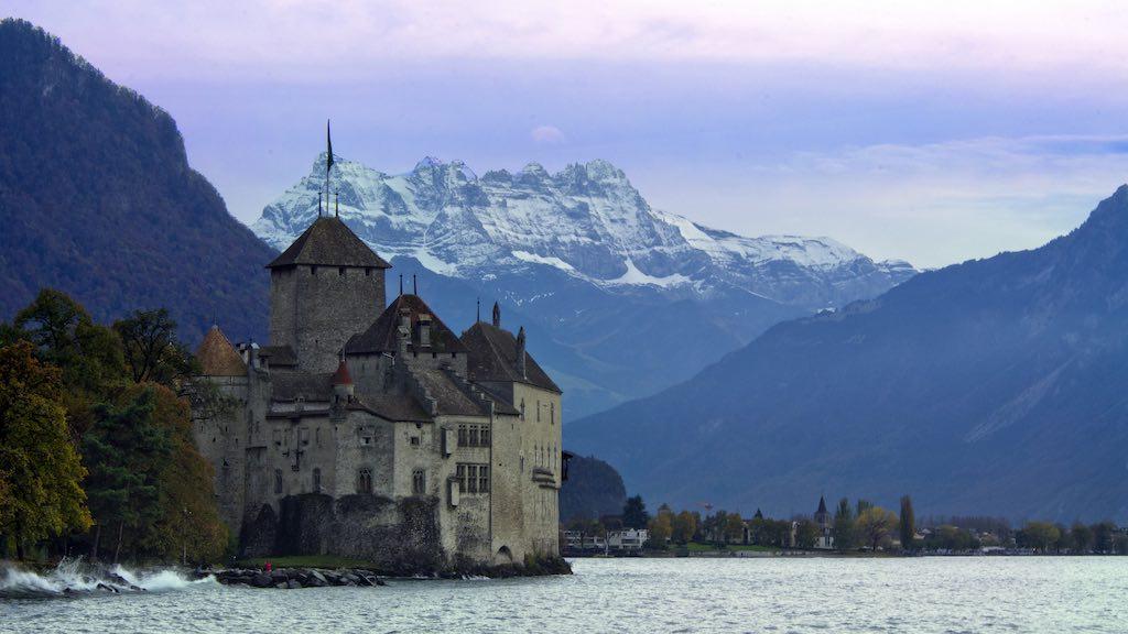 Château de Chillon - by Kosala Bandara - kBandara/Flickr