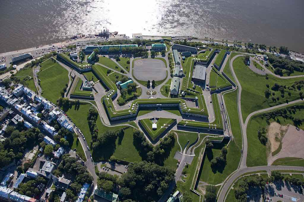Citadelle of Quebec, Quebec City - by Musee Royal 22e Regime:t:Wikimedia