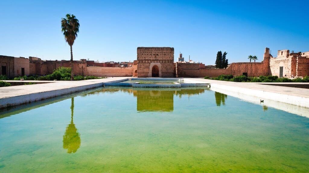 El Badi Palace, Marrakech - by Didier Baertschiger - dibaer:Flickr
