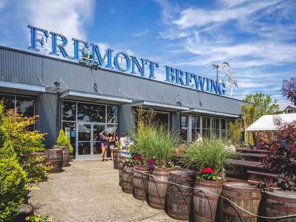 Freemont Brewing Company in Seattle - by ctj71081:Flickr