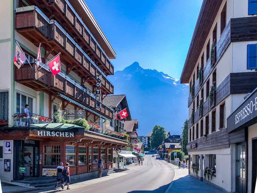 Grindelwald , Switzerland - by mjhbower:Flickr