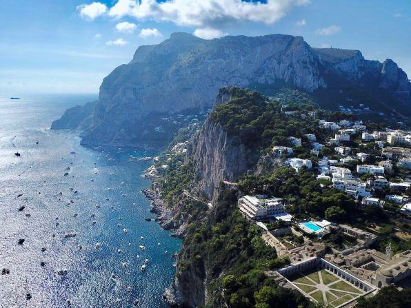 Monte Solaro, Capri - by WOW Travel