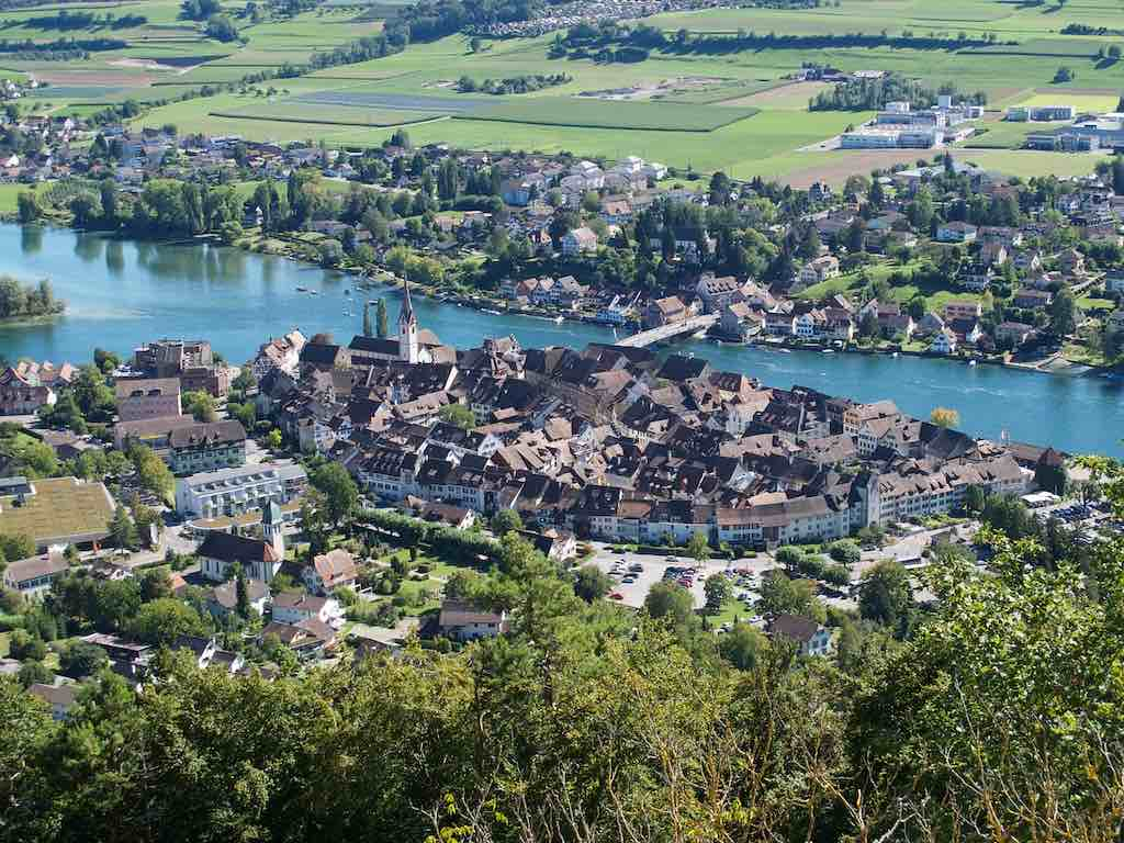 Stein am Rhein, Switzerland - by Amadis:pixabay