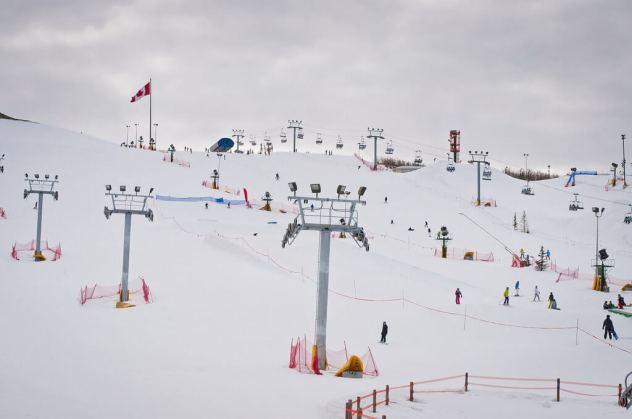 Canada Olympic Park, Calgary -by janheuninck/Flickr.com