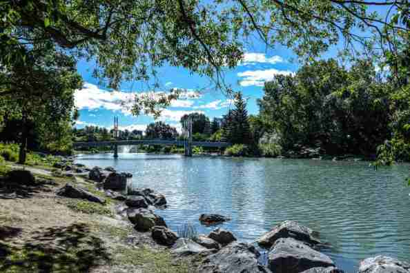 Prince's Island Park, Calgary -by Jan Mosimann/Flickr.com