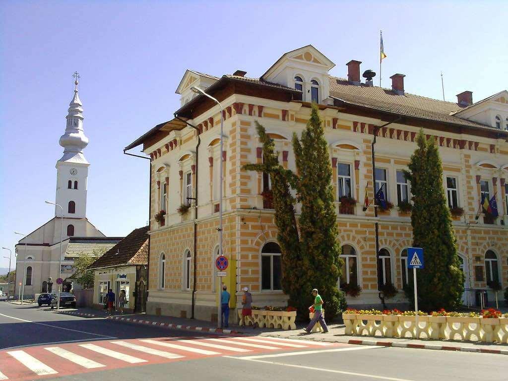 Sacele, Romania - Nicu Farcas_Wikicommons