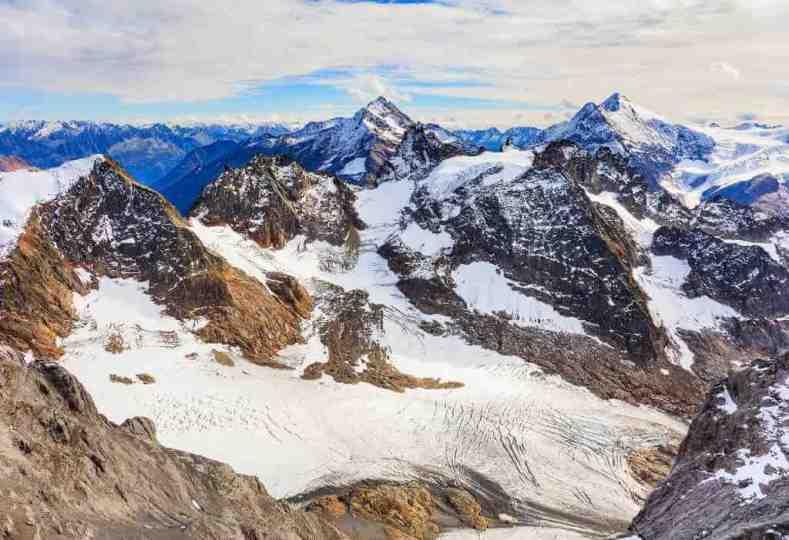 Mount Titlis -by DenisLinine/Pixabay.com