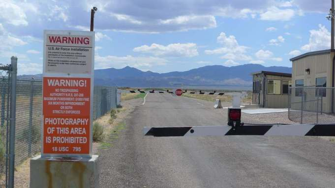 Area 51, United States -by notevenathing/Flickr.com