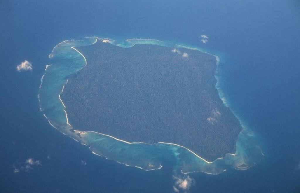 North Sentinel Island -by Medici82/Wikipedia.org