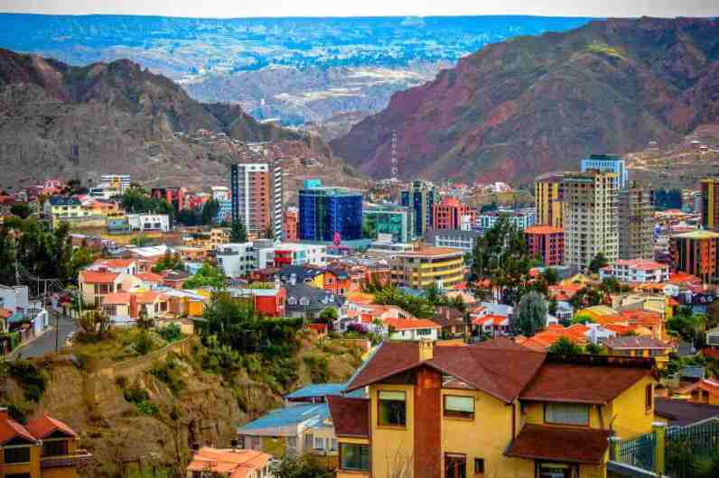 La Paz -by Matthew Straubmuller/Flickr.com