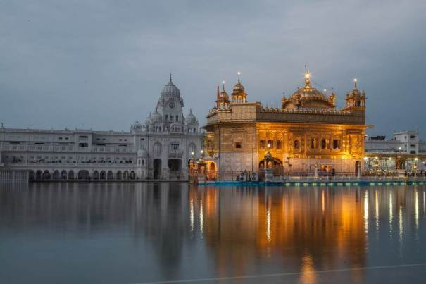 Amritsar, India -by sandeepachetan.comtravelphotography/Flickr.com