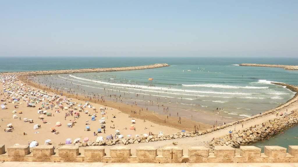 Rabat Beach -by YouTut/Flickr.com