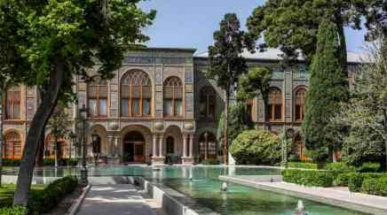 Golestan Palace -by Ninara/Flickr.com