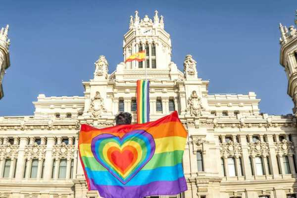 Madrid, Spain - Gay Friendly City - shutterstock_1433852279