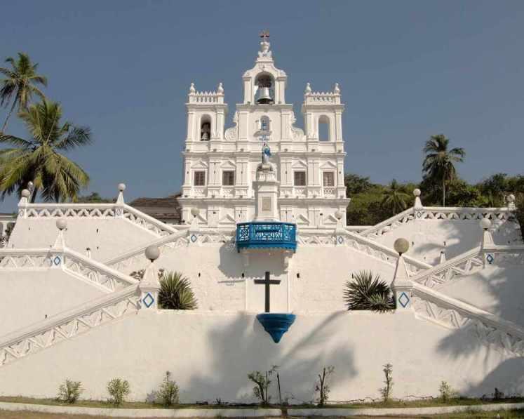 Panjim Church -by Will de Freitas/Flickr.com