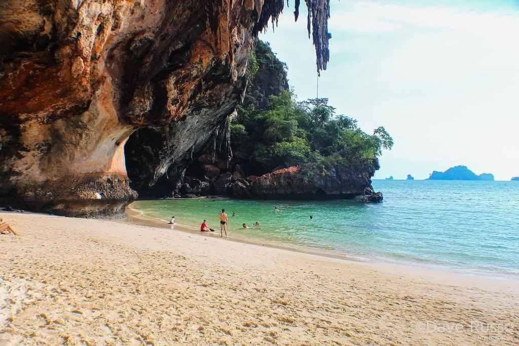 Railey Beach, Krabi -by David Russo/Flickr.com