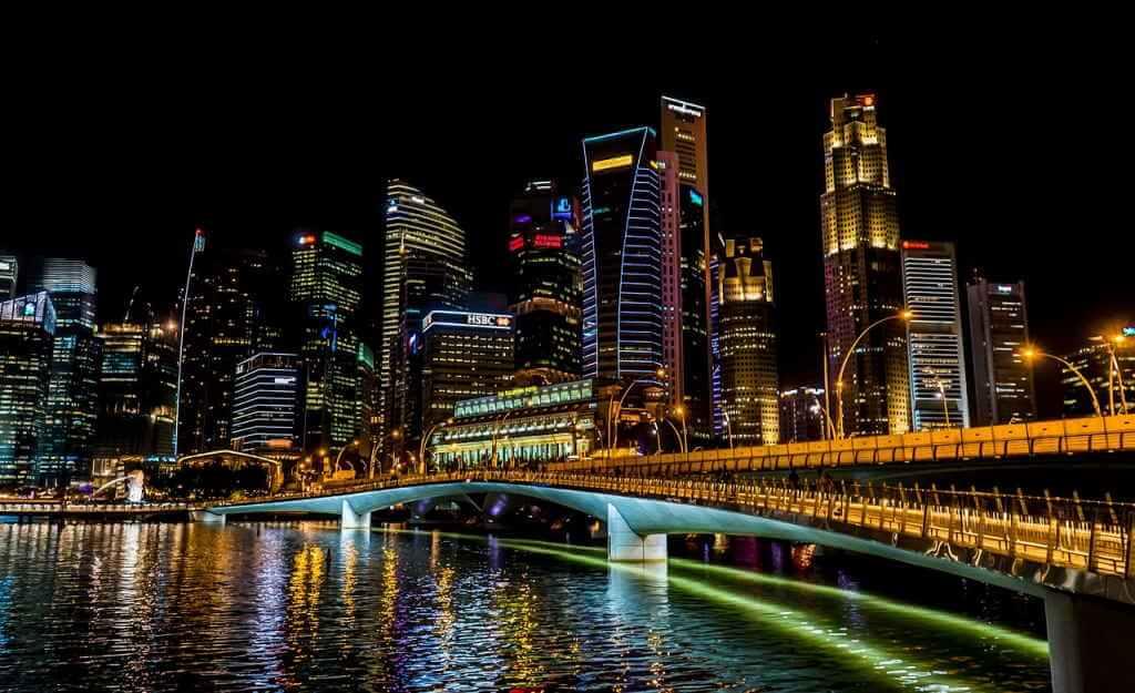 Singapore -by Pixabay.com