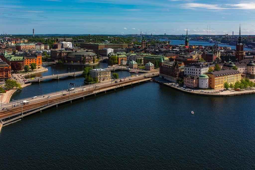 Sweden -by Pixabay.com