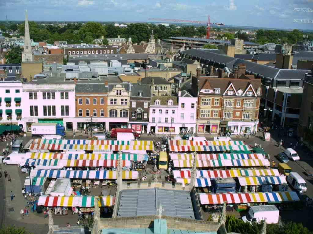 Market Square, Cambridge - by Hobbesnblue, Panoramio.com.jpg