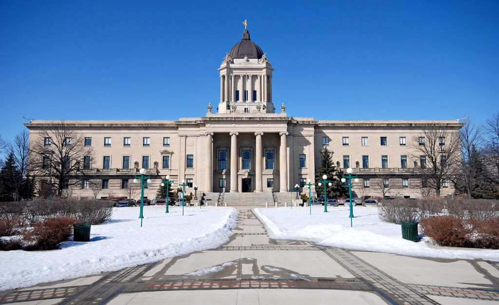 Manitoba Legislative Building -by jthornett/Flickr.com