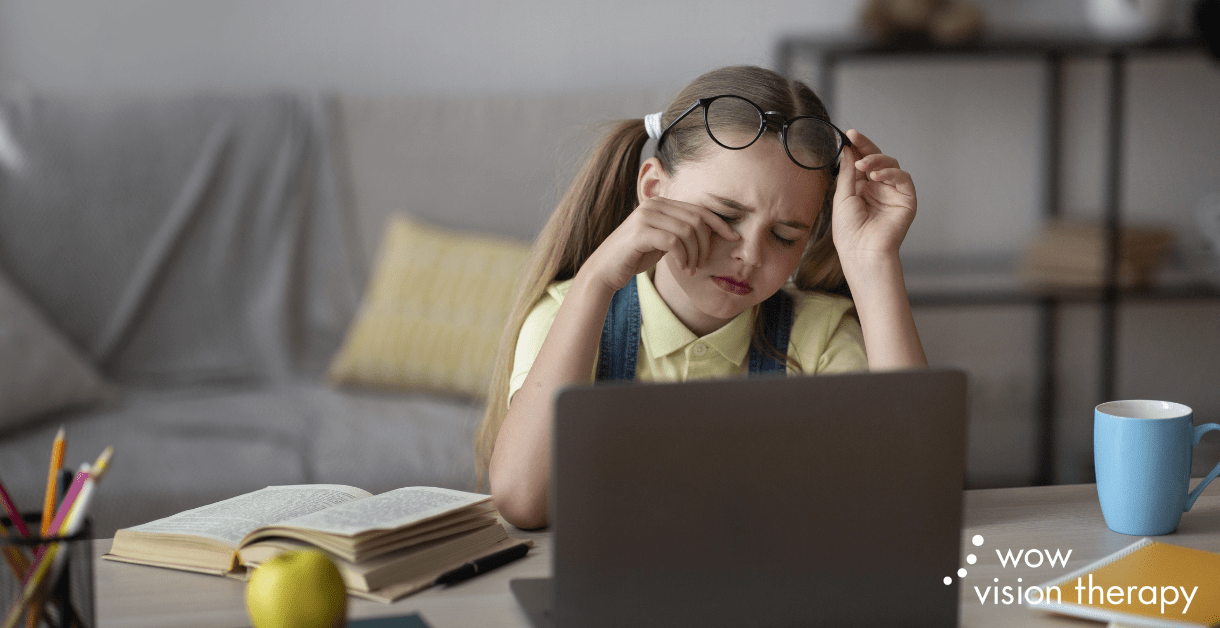 Excessive Digital Screen Time Causes Vision Problems in ...