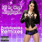 Partybreaks and Remixes — All In One January 001 (2017)