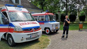 Pojazdy Muzeum uatrakcyjniają wiele imprez w Krakowie. Fot. MR