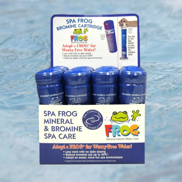 Spa Frog Water Care System - Pools Unlimited