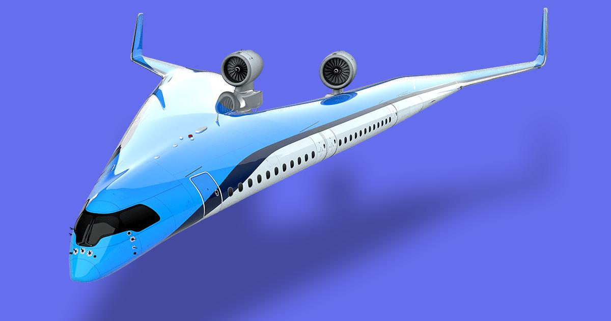 new flying v plane