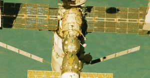 Russia is reportedly leaving the International Space Station