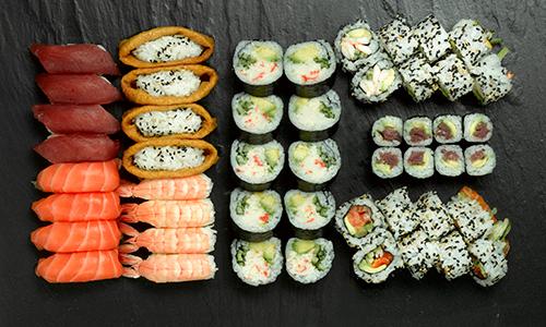 Sushi box 50