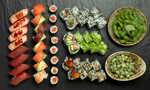 Ye sushi menu 3