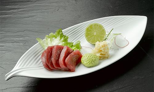 Tun sashimi