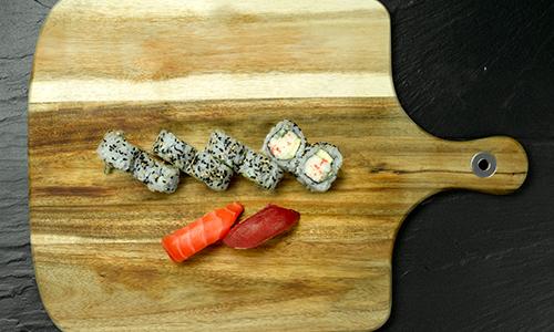 Sushi box 10