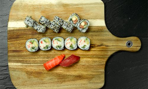 Sushi box 15